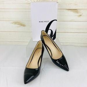 NWT Nine West Margot Black Heels